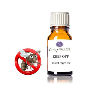Keep Off Natural Essential Oil Bug Insect Repellent