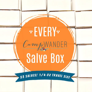35 Count! Every CW Salve Box Event!