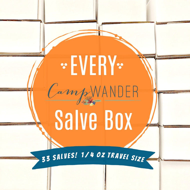 33 Count! Every CW Salve Box Event!