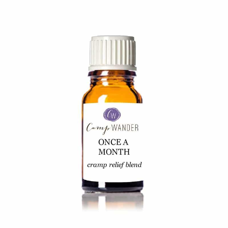 Once A Month Essential Oil Blend