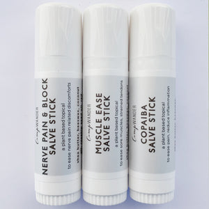Salve Stick Relief Collection