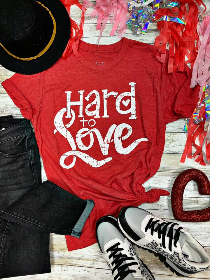 Hard To Love Tee