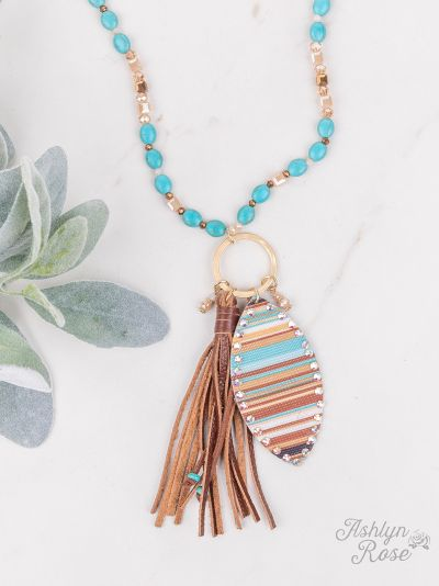 Westward Bound Necklace