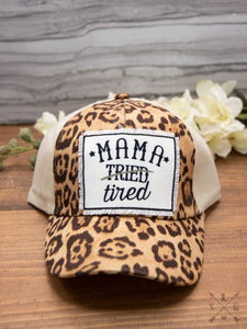 Mama Tired Hat