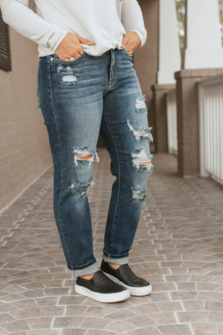 The Henley JB Jeans