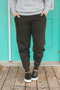 Broken Arrow Joggers (Charcoal)