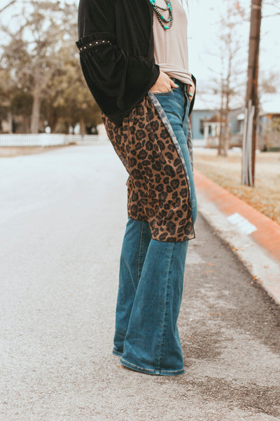Lady May Flare Jeans
