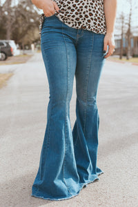 Super Flare Judy Blue Jeans