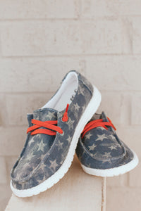 What a Star Lace Up Sneaker