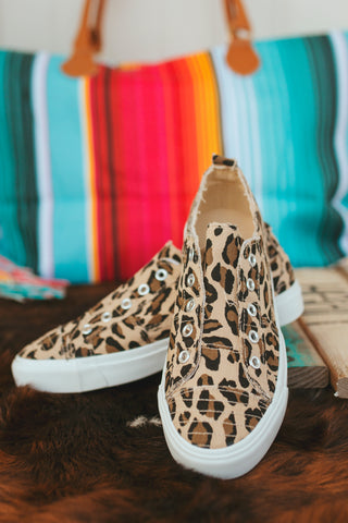 Babalu Shoes (Leopard)