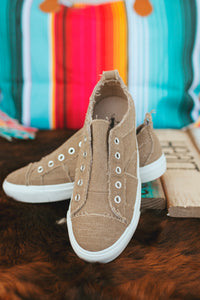 Babalu Shoes (Taupe)