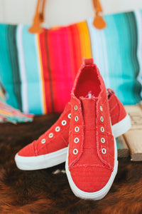 Babalu Shoes (RED)