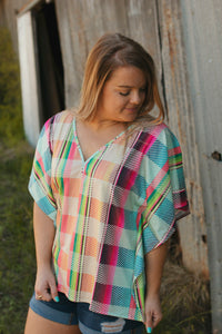 The Tabatha Poncho