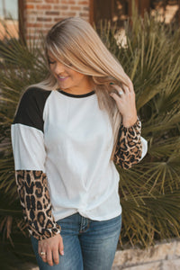 Toledo Cheetah Top
