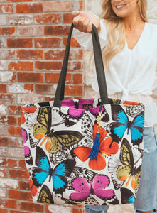 The Monarch Tote