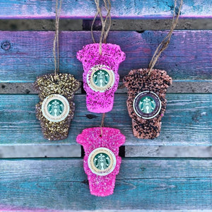 Starbucks Car Freshies (2 Colors)