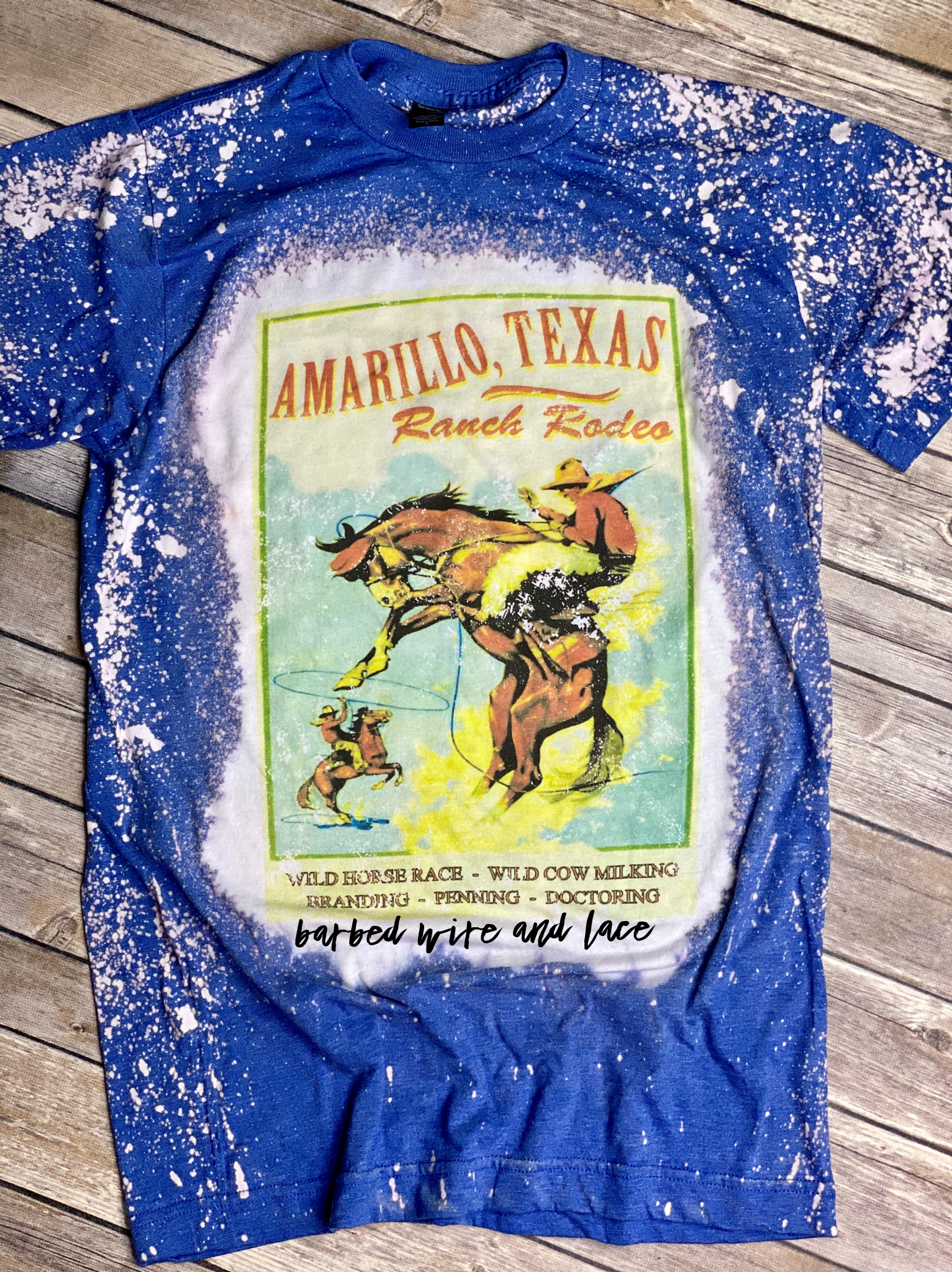 Amarillo Rodeo Tee