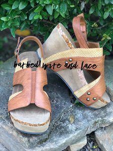 Tyler Tan Wedge