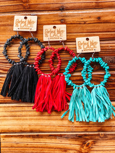 Jacinto Fringe Earrings