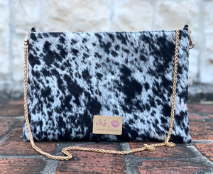 Lola Onyx Cross Body