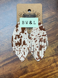 Cowbabe Earrings