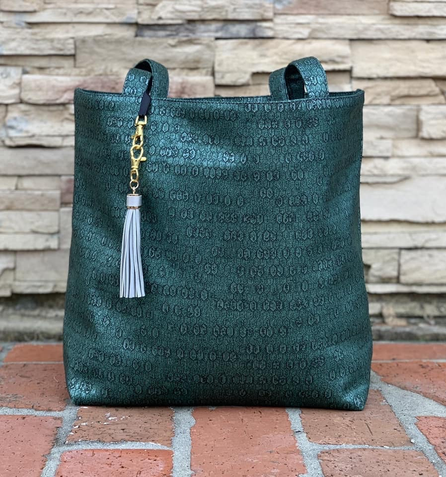 The Evergreen Tote
