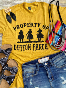 Property of Dutton Ranch