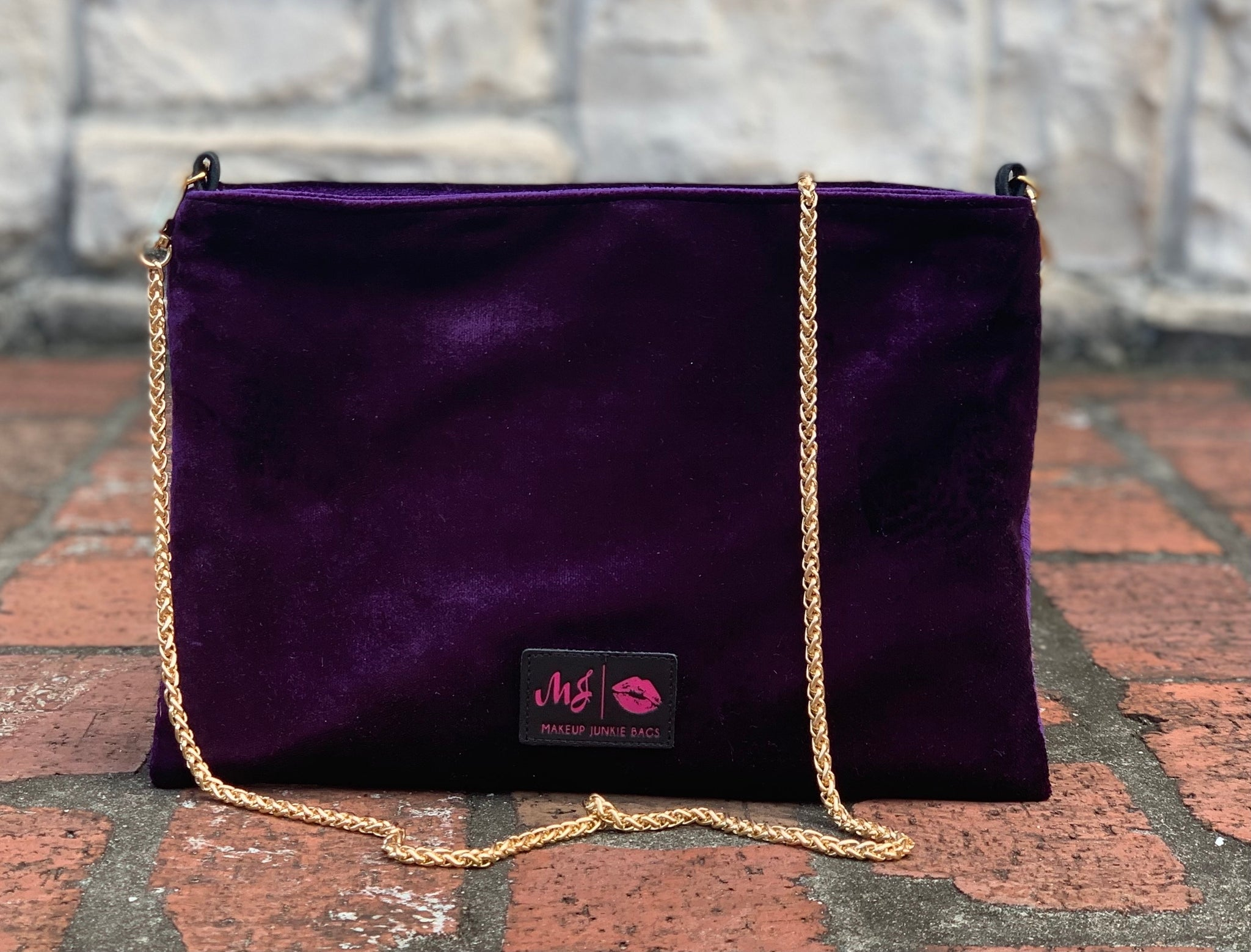 Purple Rain Cross Body