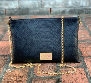 Black Cobra Cross Body