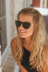 Midnight Sunnies- Black Gold
