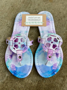 Maci Sandals (Starlight)
