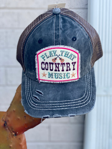 Play that country Music Hat