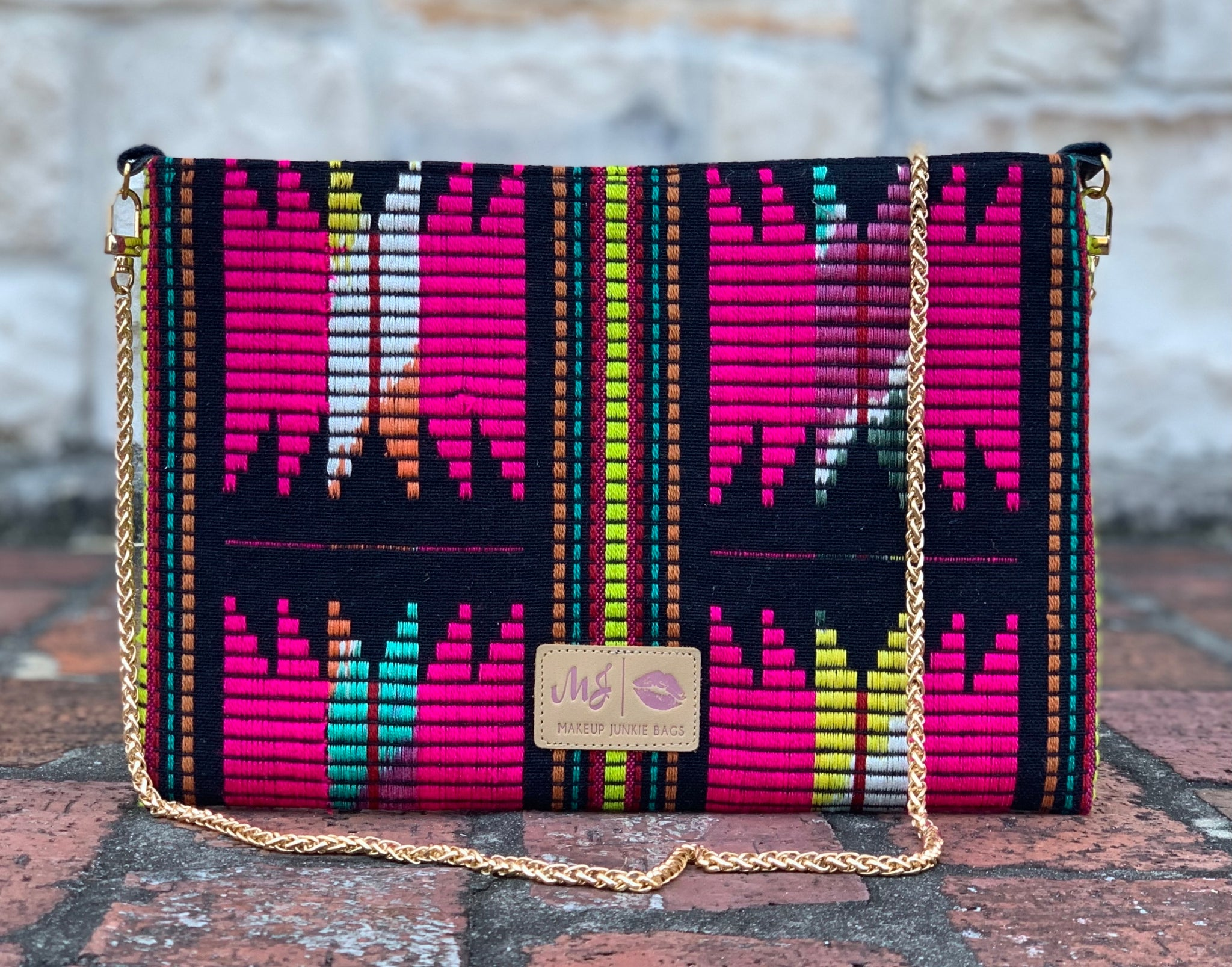Pink Fusion Cross Body