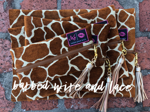 The Giraffe Bag Set