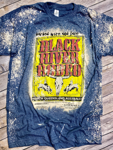 Black River Rodeo Tee