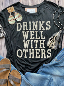 Drinks Well With Others Top