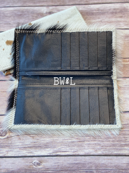 Jackson Wallets (Black & Tan)