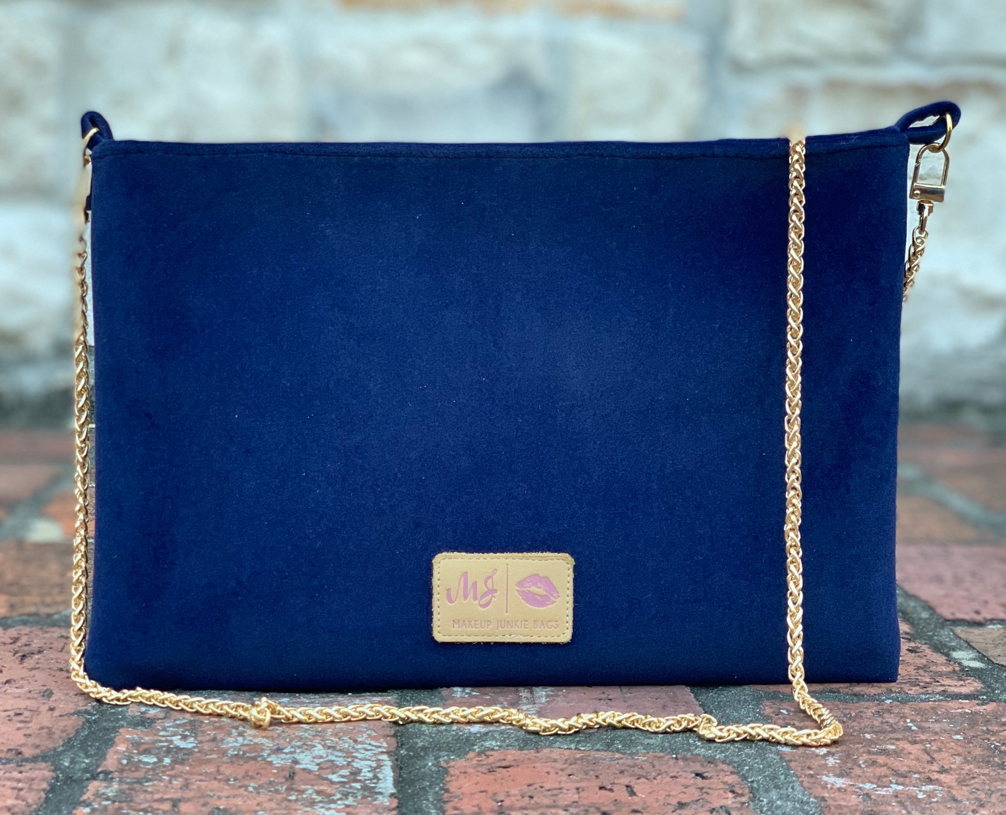 The Blue Cross Body