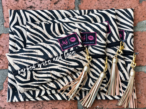 Cork Zebra Set