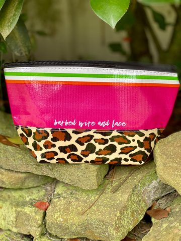 Aspen Jade Cosmetic Bag