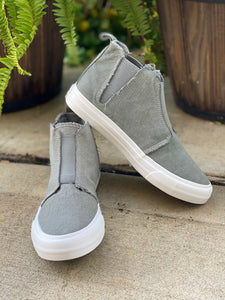 Frankie Very G Shoe (Grey)