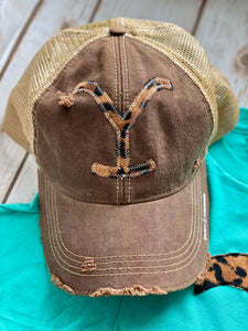 "Custom Trucker Hat ""Y"""
