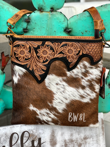 Deadwood Brown Purse