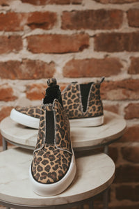 Frankie Very G Shoe (Leopard)