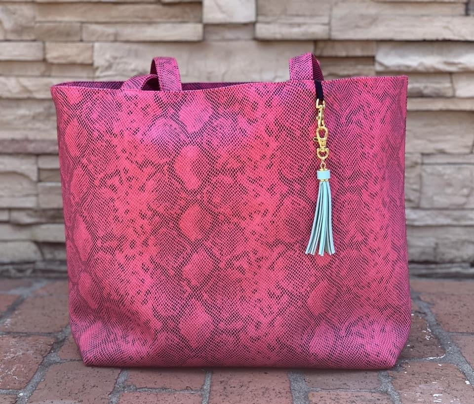 Pink Poison Tote (Daykeeper)