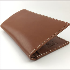 Breast Pocket Checkbook Wallet Side