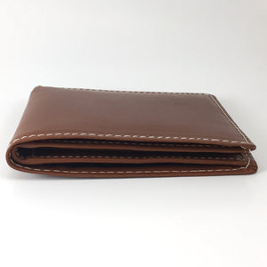 Classic Billfold Wallet Closed