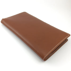 Breast Pocket Checkbook Wallet Back
