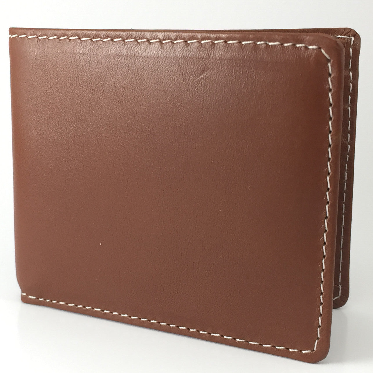 Classic Billfold Wallet Upright