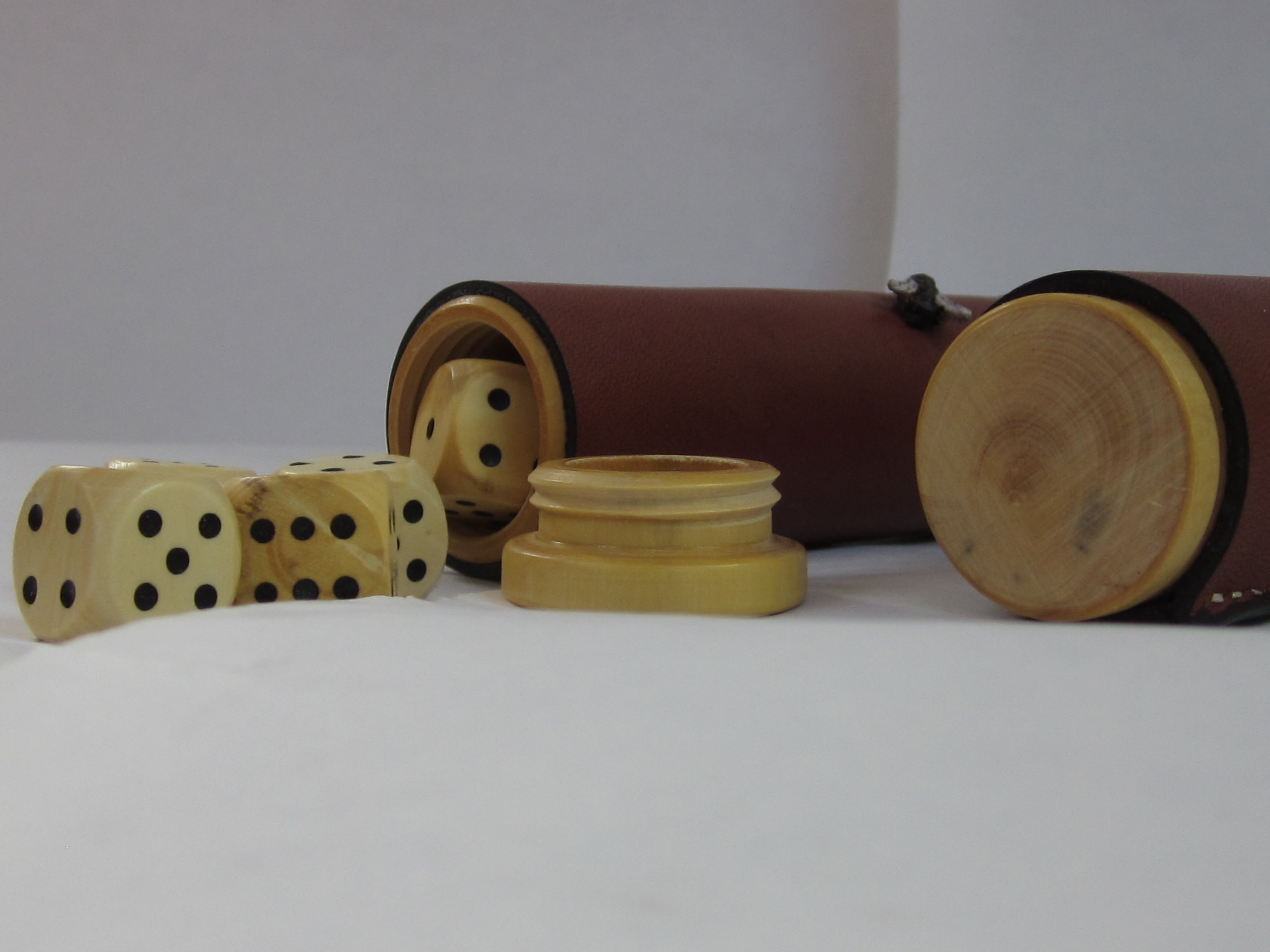 Travel Dice Cup